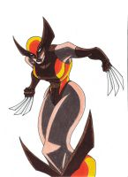 She-Wolverine by Apollorising