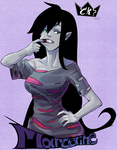 Oh that vampire queen by Chrono-King