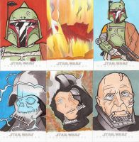 Star Wars Chrome Perspectives Set 4 by Tyrant-1