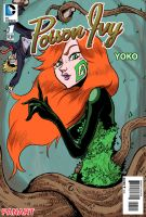 Poison IVy:Fake Cover by Y0KO