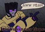 Swindle's Business Time by Insanity-24-7