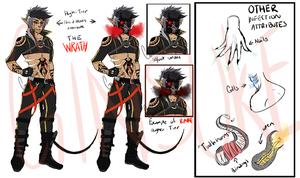 Scelus Species REF (THE WRATH) by Ginsuke