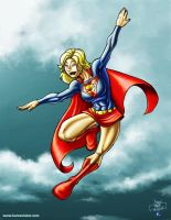 Supergirl by KaRzA-76