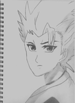 Captain Hitsugaya Toushirou by Hand-Banana