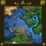 The World of Hyrule by SydeX