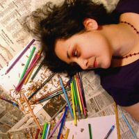 Color pencils by sToniA