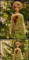 Christmass Dollfie by ball-jointed-Alice