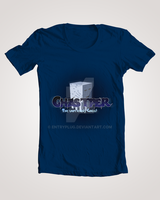 Ghastper - T-shirt Minecraft by EntryPlug