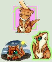 FeatherKissed - 15 levels to A single Shrew by poketmon