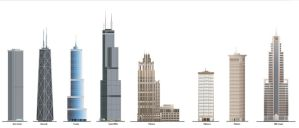 Chicago Buildings by torner