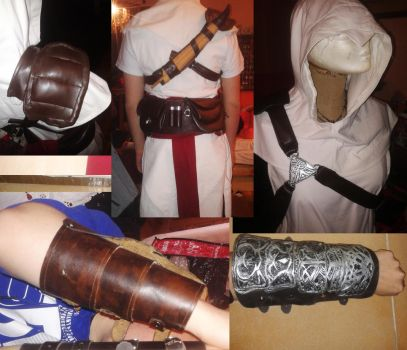 Altair WIP by LadyBad