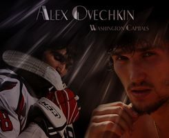 Alex Ovechkin Wallpaper by Vanessa28
