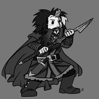 Simple Chibi Bifur by roseannepage