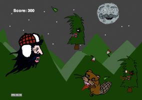 Forest King flash game by octodream