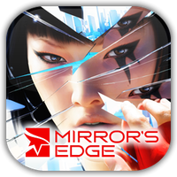 Mirror's Edge Game Icon by Wolfangraul