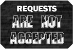 Not Accepted Requests Badge by LevelInfinitum