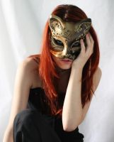 Cat Mask Stock 05 by Gilliann