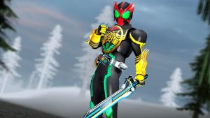 Kamen Rider OOO - TaToBa by dumbass333