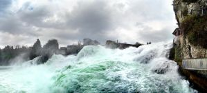 Rhine Falls 2 by phxch