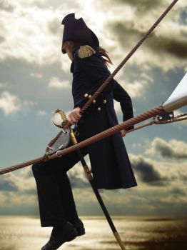 HORNBLOWER COSPLAY2 by 403shiomi
