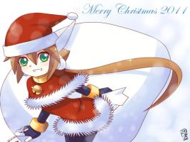 Merry Christmas 2011 by ZA-18