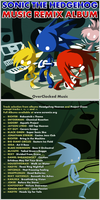 Sonic Album Cover by eatcat