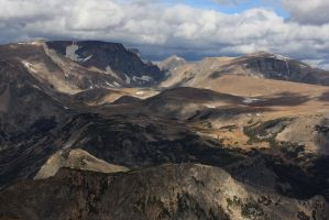 Bear Tooth Pass by papatheo
