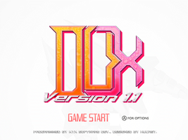 DUX 1.1 Game start by hucastgames