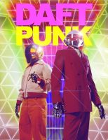 DAFT PUNK by GrahamPhisherDotCom
