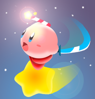 Kirby :old: by popstck