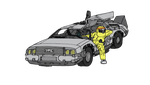Back to the future (1955) by TheWallProducciones