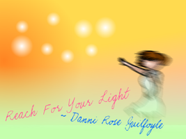 Reach For Your Light by nejiXtentenfangirl