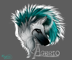 Acegio Headshot by MischievousRaven