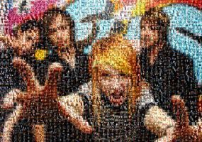 Paramore tribute 3 by Andrex91