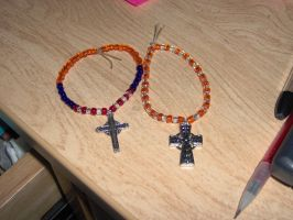 SI March 1st bracelets by BloodyKisses56