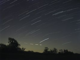Yet another star trail by hopper195