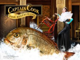 Captain Cook adverts... by SOOO