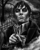 Barnabas Collins by Matt Combs by MattCombsArt