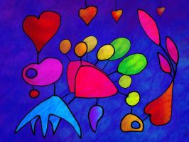 hearts by Damni2