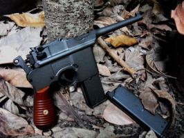 Mauser M712 Rapid Fire by sudro