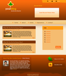 WordPress Template - Organic by mavermedia