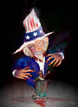 Uncle Sam by ixnivek