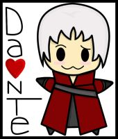 Dante for Heather by fanchielover15