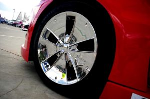 Ford Focus C-Max wheel by ShadoWpictureS