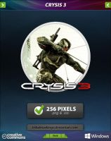 Crysis 3 Icon by tRiBaLmArKiNgS