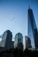 World Trade Centers by TheDemolitionist