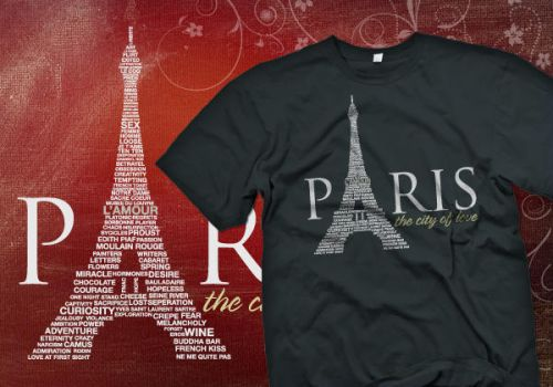 The City of Love by lemondesign