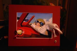 Porco rosso 3d picture by RichardNewlands