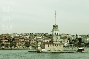 istanbul by Pushate