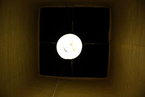 Paper Lamp F by oi101